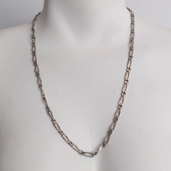 """24"""" stainless figero link chain"""
